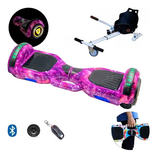 Patineta Scooter Electrico Smart Balance + Kart Ml1170