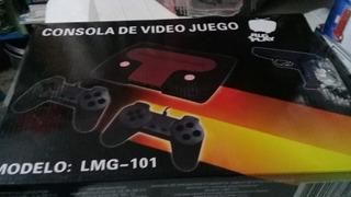 Consola Videojuegos Play Lmg-101 C/controles