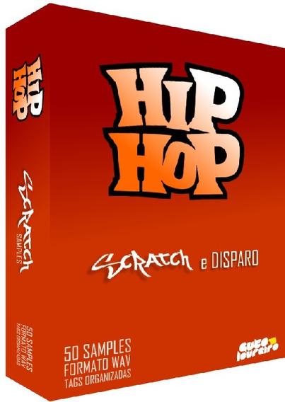 Sample Pac Hip Hop - Pacote De Samples P/ Djs
