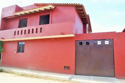 Casa Habitación En Venta, Pueblo Nuevo, Oaxaca