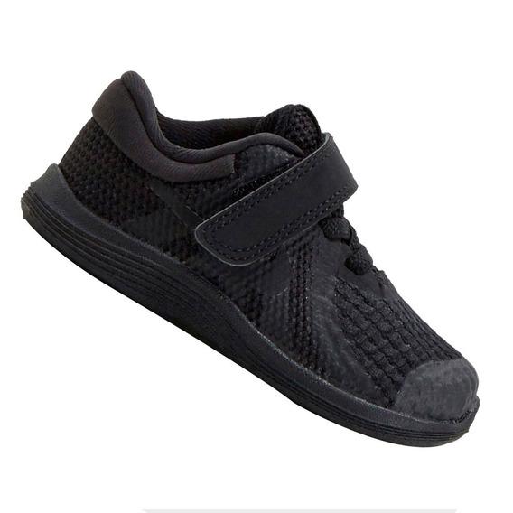Tênis Nike Infantil Revolution Pto Menino 943304004 Original