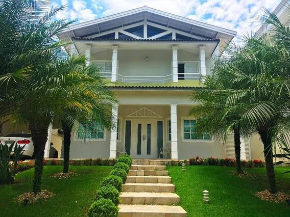 Casa Para Locação-cond. Reserva Colonial-valinhos/sp - Ca5360