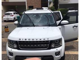 Land Rover Discovery 4 Versão Completa