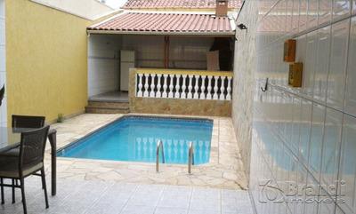 Sobrado 3 Dormitorios - Vila Zelina - V-1706