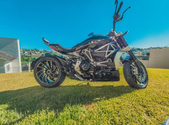 Ducati Xdiavel S Impecável Estado De Nova Usasa Só Fds