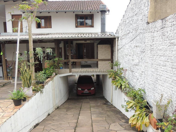 Casa Com 4 Dormitórios À Venda, 290 M² Por R$ 515.000 - Rondônia - Novo Hamburgo/rs - Ca1157