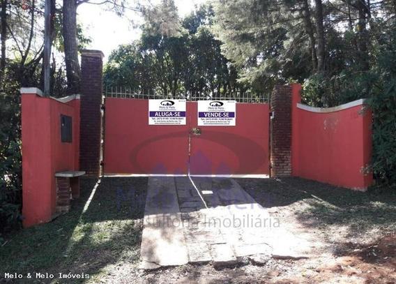 Chácara Para Venda Em Bragança Paulista, Bosque Das Pedras, 2 Dormitórios, 2 Suítes, 1 Banheiro, 10 Vagas - 486