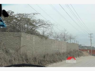 Terreno Industrial En Venta Tapeixtles, Manzanillo, Col., A Un Costado De La Báscula; 3000 Mtrs Cuadrados