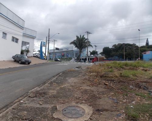 Vende-se Terreno Com Área De 870 M², Na Avenida Visconde De Indaiatuba/sp - Tr02668 - 69017817