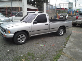 Toyota Hilux 2.4d 1992 Diesel Cama Larga Impecable