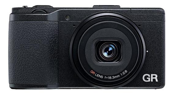 Camara Ricoh Gr 16.2 Mp Digital 3.0-inch Led Backlit Black ®