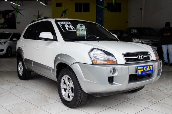 Hyundai Tucson Gls 2014 Flex Top,midia,serie Especial