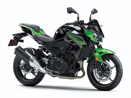 Kawasaki - Z400 - 2021 - A Mais Potente Da Categoria!