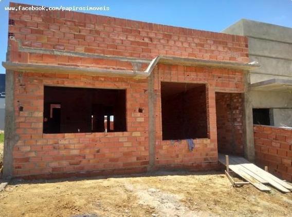 Casa Para Venda Em Tatuí, Colina Verde, 2 Dormitórios, 1 Suíte, 3 Banheiros - 325_1-1052473