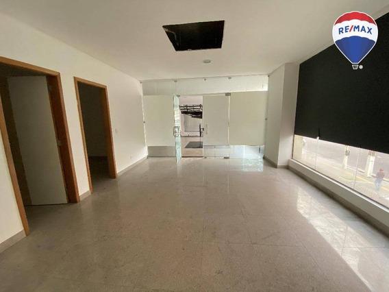 Loja No Metropolitan Tower, 63 M² - Cremação - Belém/pa - Lo0010