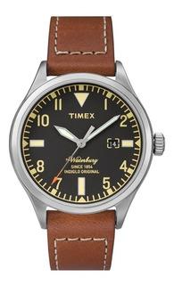 Reloj Timex Hombre Tw2p84000 Waterbury Agente Oficial Caba