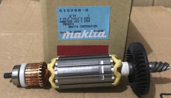Induzido Original P/politriz Umido Pw5001c 220v Makita