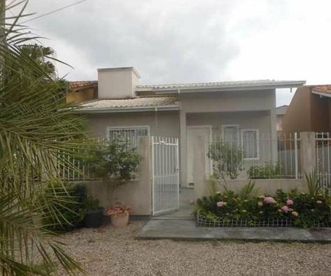 Casa Em São Sebastião, Palhoça/sc De 69m² 3 Quartos À Venda Por R$ 288.000,00 - Ca308272