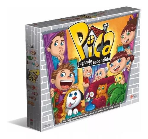 Juego Pica Jugando A Las Escondidas Top Toys