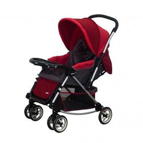Infanti - La326t Coche Cuna Jersey Rojo