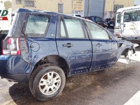 Sucata De Land Rover Freelander 2 Blindada
