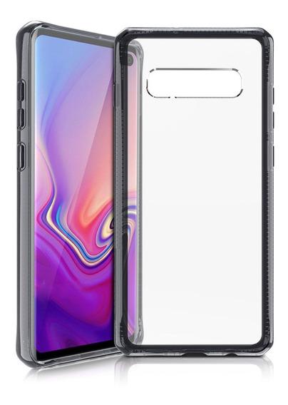 Itskins Funda Hybrid Clear Para Samsung Galaxy S10 Plus