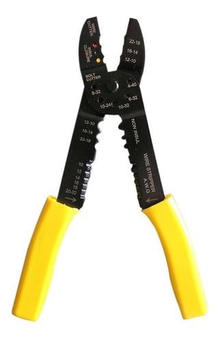 Alicate Pinza Pela Cable Alicates Pelacables Crimper