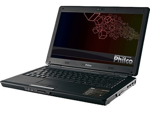 Notebook Philco Intel Core 2duo 4gb Ddr2 Hd 500gbtela 14led