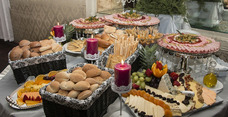 Catering, Picaderas, Buffet