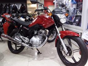 Honda Cg 150 Color Rojo En Motolandia