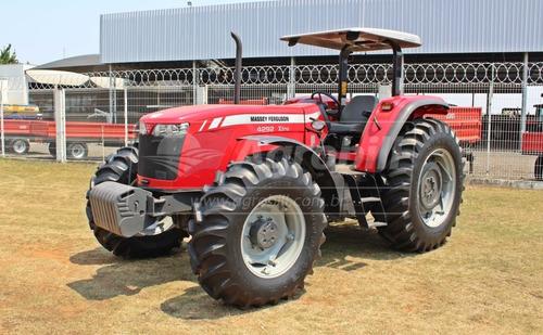 Trator Mf 4292 4×4 Ano 2020 Novinho Sem Uso