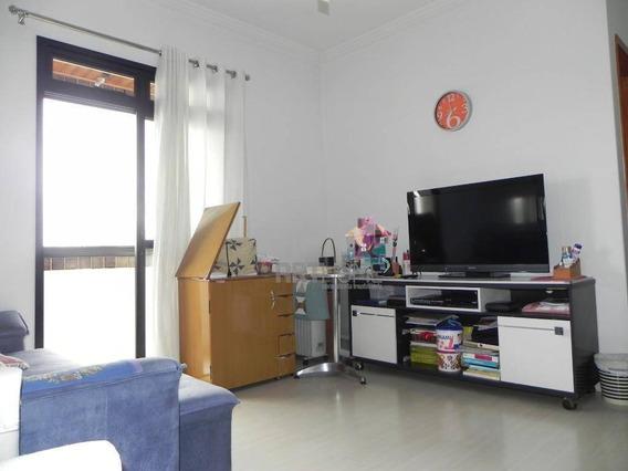 Apartamento Com 1 Dormitório À Venda, 50 M² Por R$ 230.000,00 - Rudge Ramos - São Bernardo Do Campo/sp - Ap1452