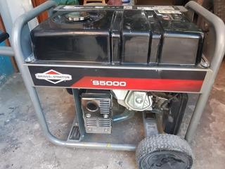 Generador Portátil De Energía De 5000 W B&s. 15 Días De Uso.