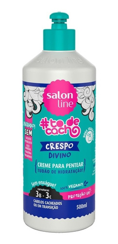 Imagen 1 de 4 de Salón Line Crespo Divino - mL a $100