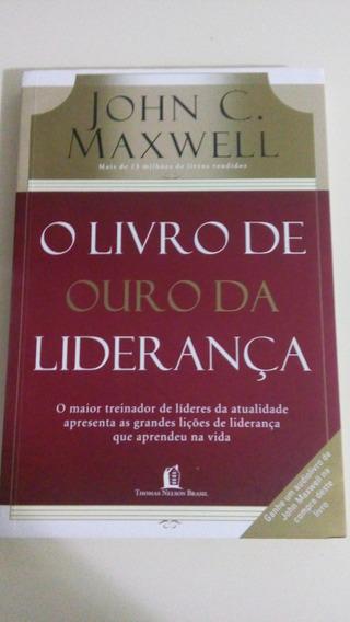 Livro: O Livro De Ouro Da Liderança.