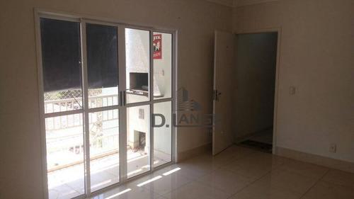 Imagem 1 de 18 de Apartamento Residencial À Venda, Parque Brasília, Campinas. - Ap16866
