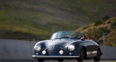 Porsche 356 Speedster Acabamento Diferenciado.