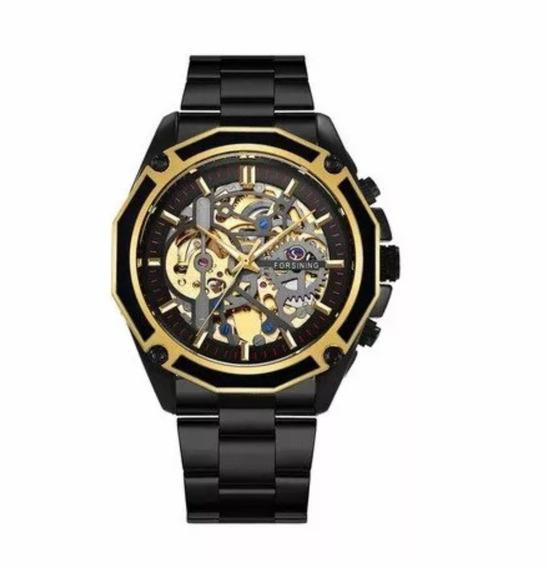 Relógio Masculino Automático 100% Funcional 12x S/ Juros