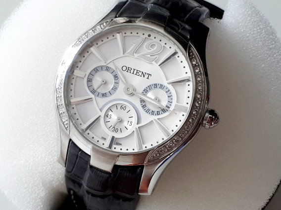 Relógio Orient Multifunção Fbssm022 - Feminino - Novo!