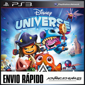 Disney Universe - Jogos Infantis - Jogos Ps3 Midia Digital