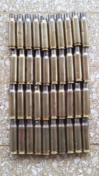 Vainas Servidas Calibre 7.62 Mm 308. Marca Fm X 40 Unidades