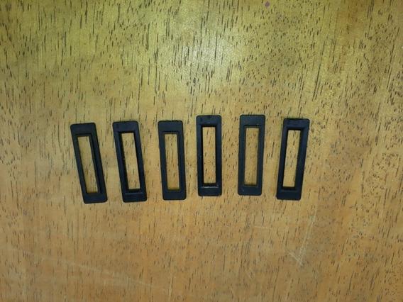 Acabamentos Knob Quadrado Receiver Gradiente. Preço Unitário
