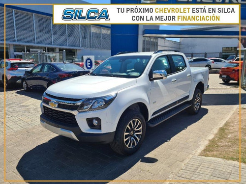 Chevrolet S10 Ltz 4x2 Nafta 2021 Blanco 0km