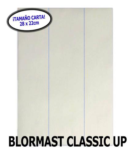 Imagen 1 de 9 de Papel Transfer Telas Oscuras Crt Blormast X 10 + 2 Teflonado