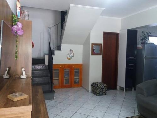 Sobrado À Venda, 97 M² Por R$ 361.400,00 - Tremembé - São Paulo/sp - So2211