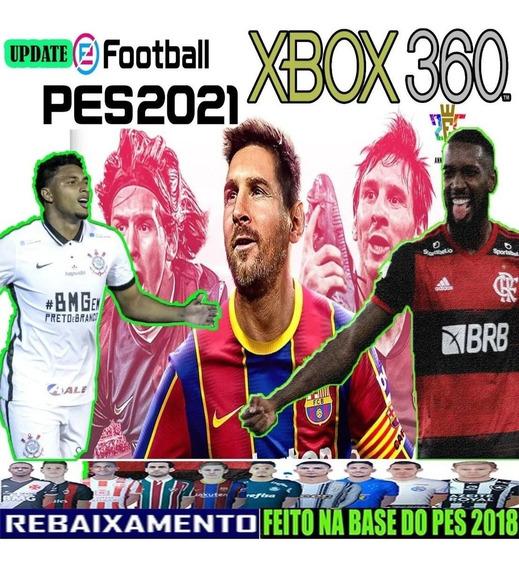 Patch Pes18(2021) Xbox360 2021 Envio Digital (no E-mail)