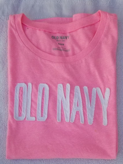 Remera Old Navy Mujer Importada Talle M