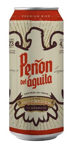 Peñón Del Aguila Hefeweizen - Lata 473 Ml
