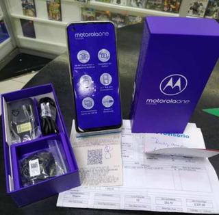 Smartphone Motorola One Vision 128gb - Seminovo Original
