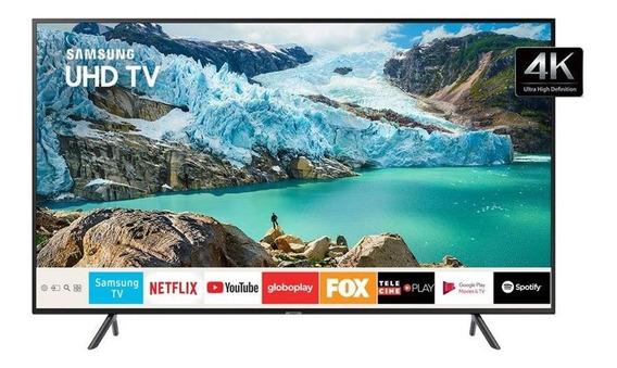 Smart Tv Led 55 Polegadas Un55ru7100gxzd Ultra Hd 4k